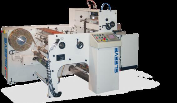 dcm sleeve machine