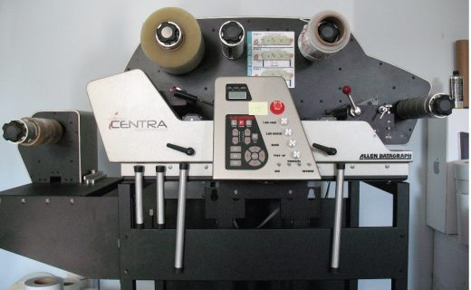 Allen Datagraph Centra 1000 - Used Flexo Printing Presses and Used Flexographic Equipment