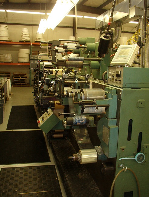 Gallus R160 - Used Flexo Printing Presses and Used Flexographic Equipment-1
