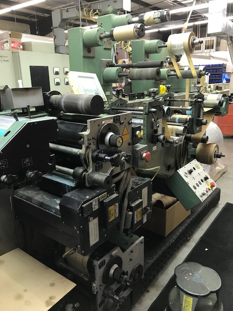 Gallus R160 - Used Flexo Printing Presses and Used Flexographic Equipment-2