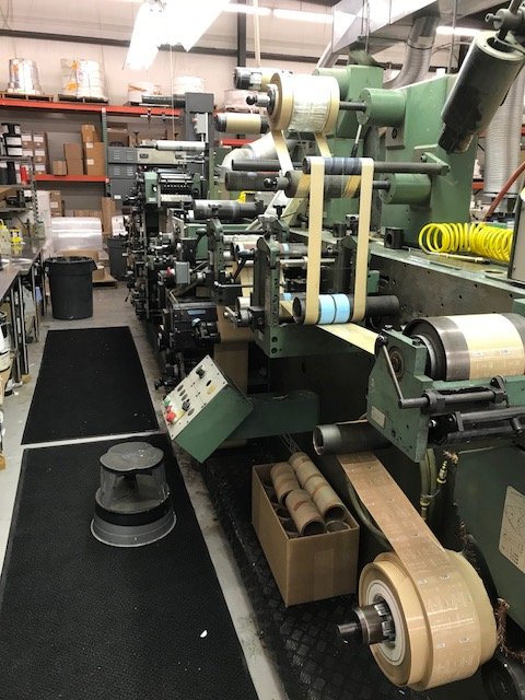 Gallus R160 - Used Flexo Printing Presses and Used Flexographic Equipment-6