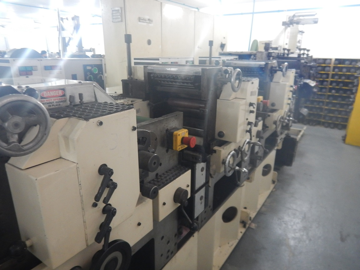 Nilpeter B200 - Used Flexo Printing Presses and Used Flexographic Equipment-11