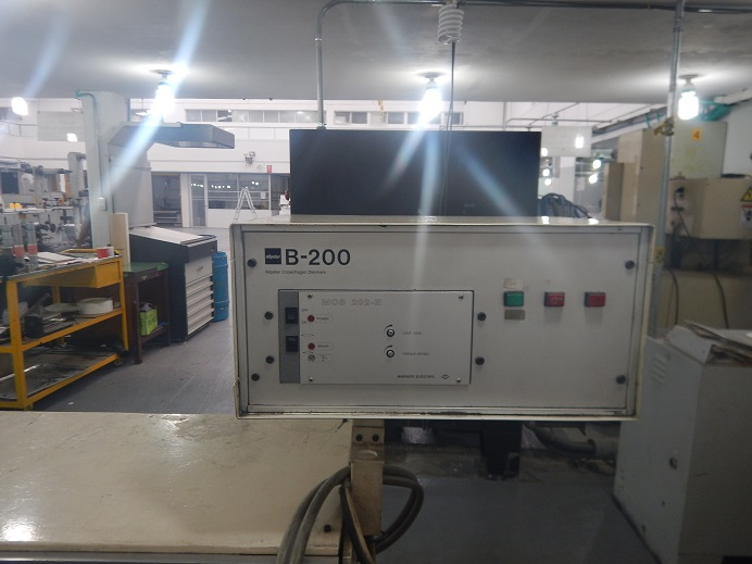 Nilpeter B200 - Used Flexo Printing Presses and Used Flexographic Equipment-10