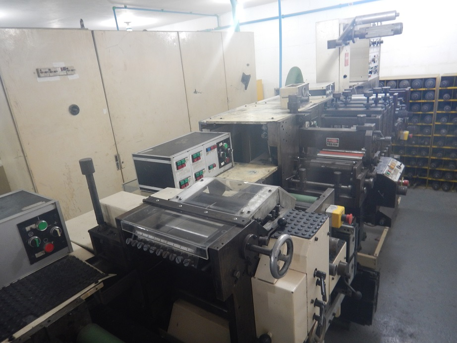 Nilpeter B200 - Used Flexo Printing Presses and Used Flexographic Equipment-9