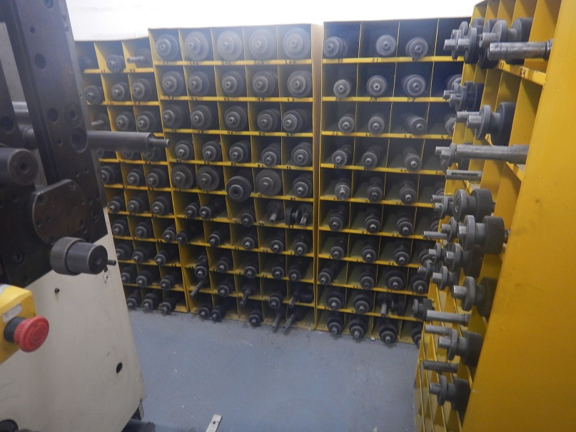 Nilpeter B200 - Used Flexo Printing Presses and Used Flexographic Equipment-7