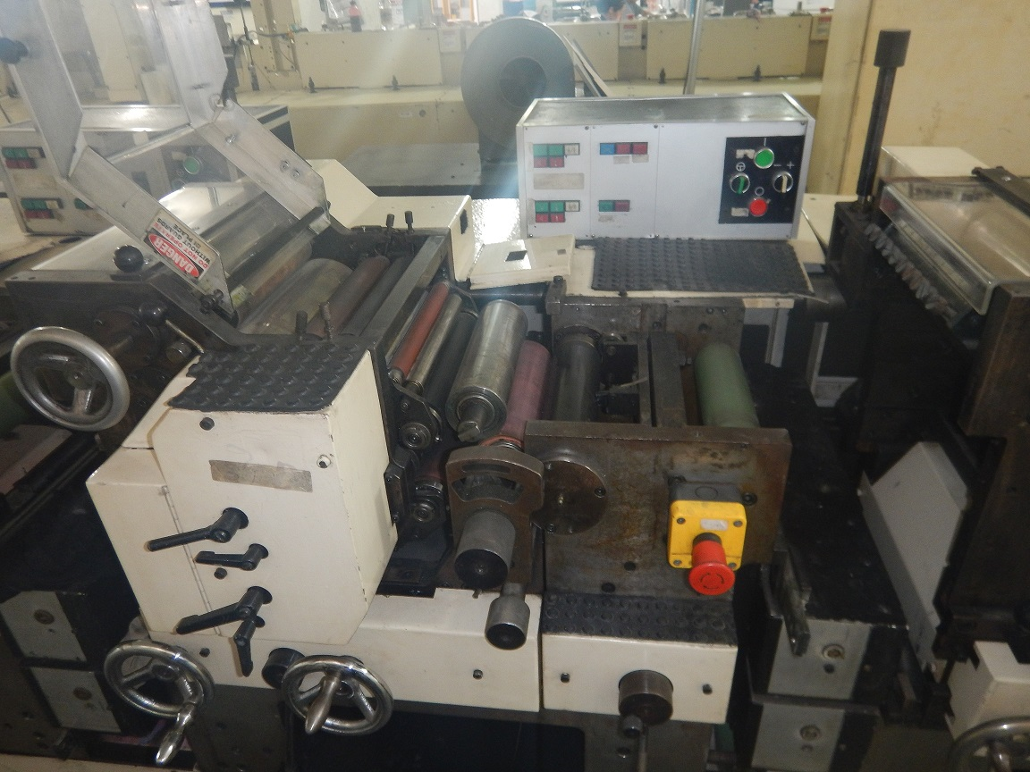Nilpeter B200 - Used Flexo Printing Presses and Used Flexographic Equipment-6