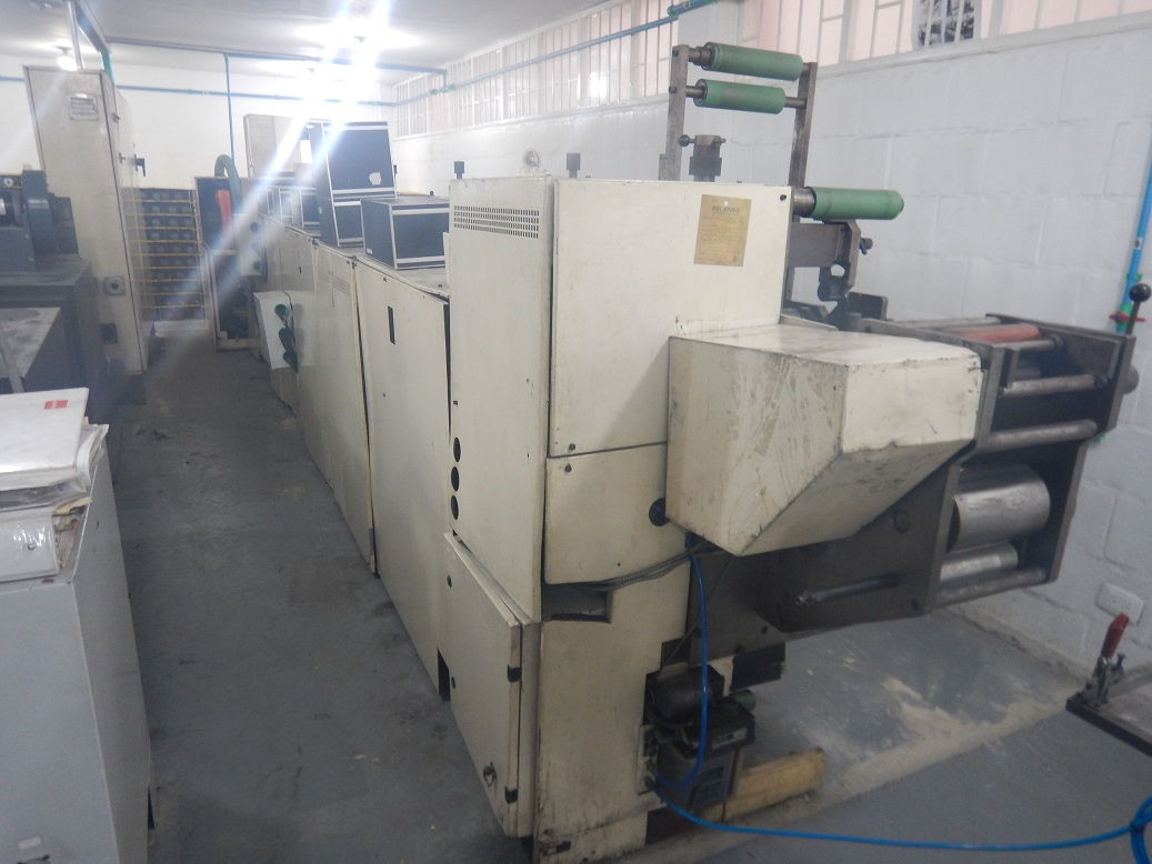 Nilpeter B200 - Used Flexo Printing Presses and Used Flexographic Equipment-5
