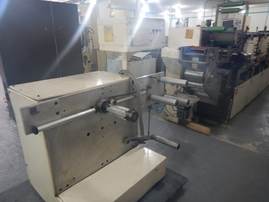 Nilpeter B200 - Used Flexo Printing Presses and Used Flexographic Equipment-4