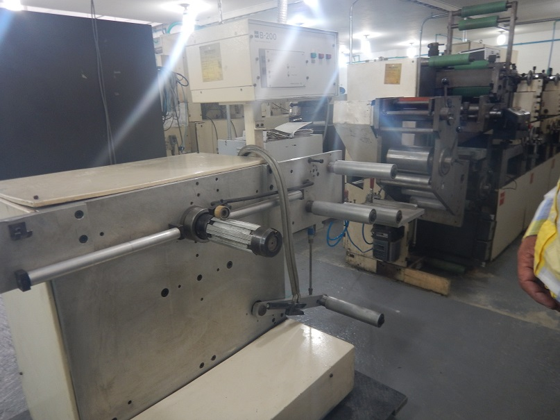 Nilpeter B200 - Used Flexo Printing Presses and Used Flexographic Equipment-2
