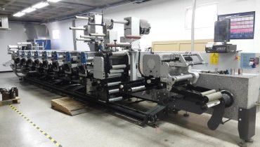 Gallus ECS340 - Used Flexo Printing Presses and Used Flexographic Equipment