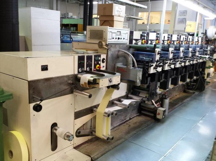 Nilpeter F2400 - Used Flexo Printing Presses and Used Flexographic Equipment-0