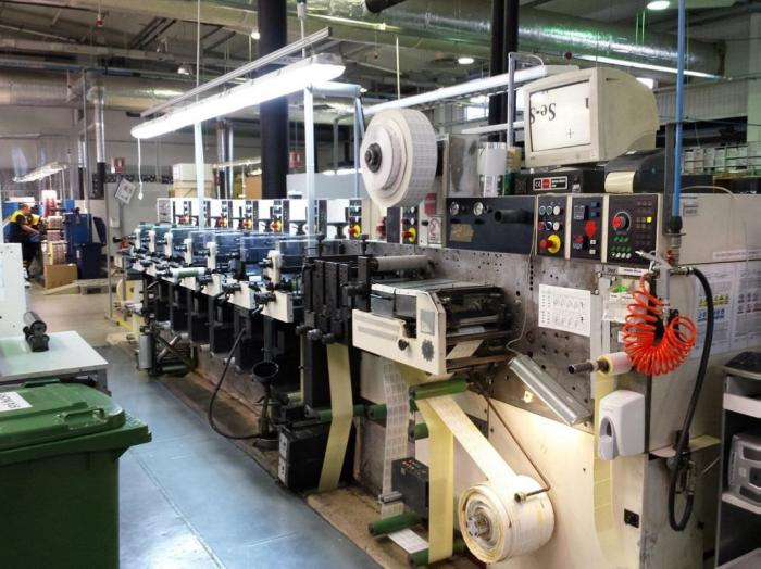 Nilpeter F2400 - Used Flexo Printing Presses and Used Flexographic Equipment-4