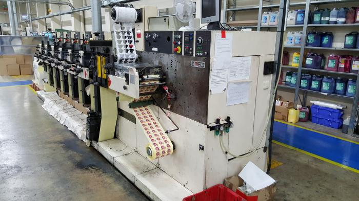 Nilpeter F2400 - Used Flexo Printing Presses and Used Flexographic Equipment-5