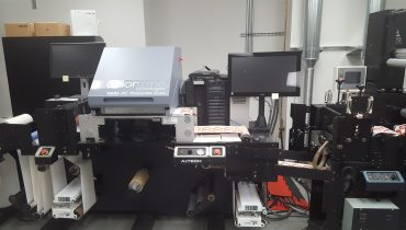 Colordyne/Memjet/Axtech CDT1600-PC - Used Flexo Printing Presses and Used Flexographic Equipment