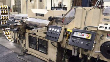 Webtron 1618 - Used Flexo Printing Presses and Used Flexographic Equipment