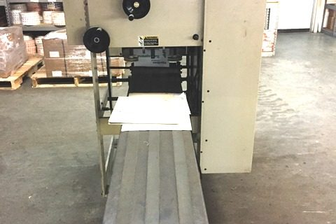 BBunch 590 - Used Flexo Printing Presses and Used Flexographic Equipment