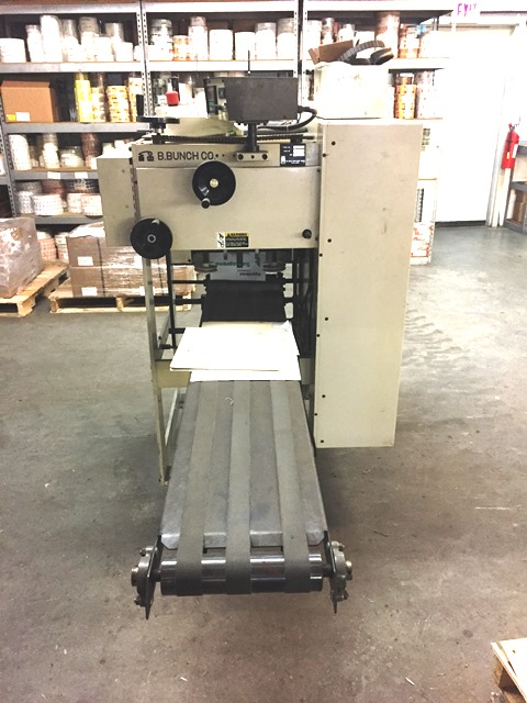 BBunch 590 - Used Flexo Printing Presses and Used Flexographic Equipment-0