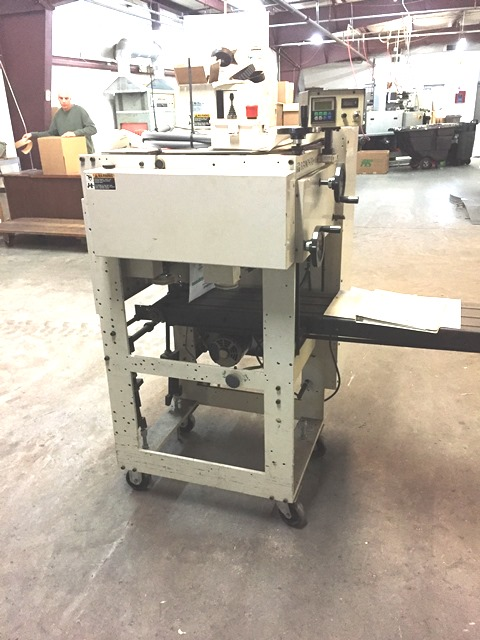 BBunch 590 - Used Flexo Printing Presses and Used Flexographic Equipment-1