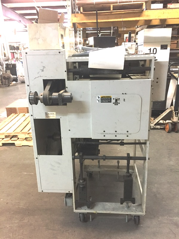 BBunch 590 - Used Flexo Printing Presses and Used Flexographic Equipment-2