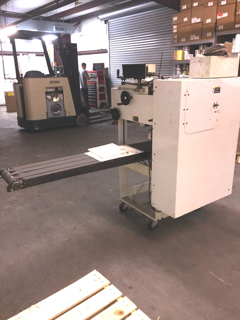 BBunch 590 - Used Flexo Printing Presses and Used Flexographic Equipment-3