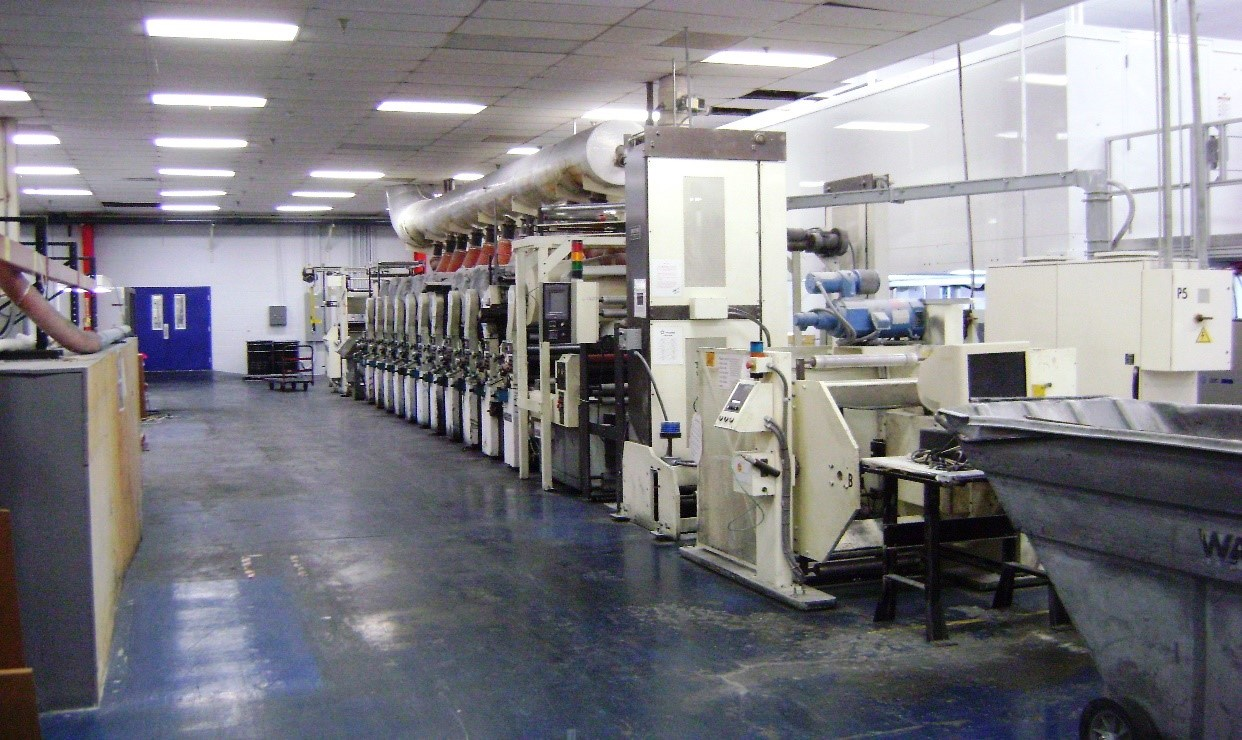 Comco Proglide - Used Flexo Printing Presses and Used Flexographic Equipment-0