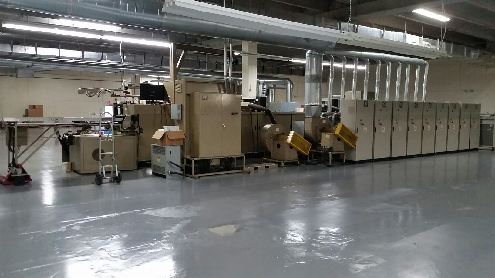 Aquaflex LX - Used Flexo Printing Presses and Used Flexographic Equipment-1