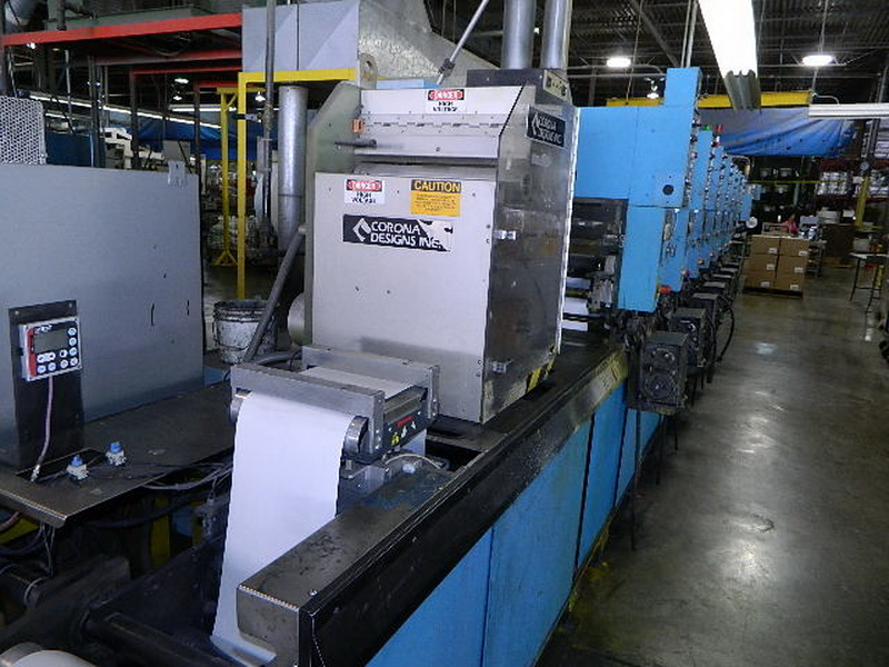 Webtron 1000 - Used Flexo Printing Presses and Used Flexographic Equipment-0