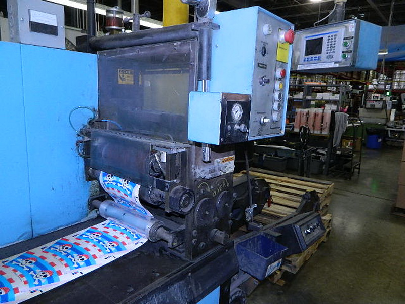 Webtron 1000 - Used Flexo Printing Presses and Used Flexographic Equipment-3
