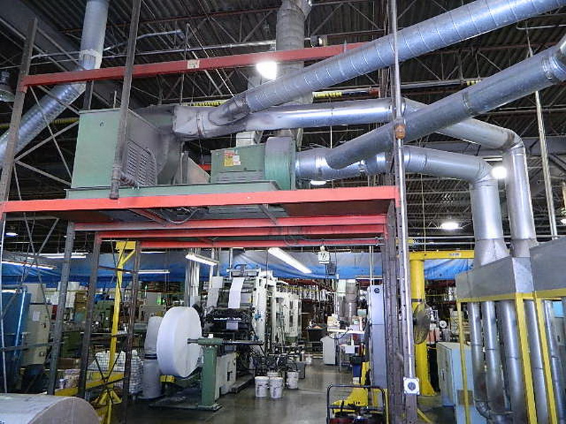 Webtron 1000 - Used Flexo Printing Presses and Used Flexographic Equipment-1