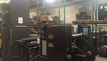 KTI ZG-2642 - Used Flexo Printing Presses and Used Flexographic Equipment