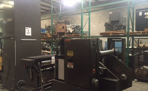 KTI ZG-2642 - Used Flexo Printing Presses and Used Flexographic Equipment