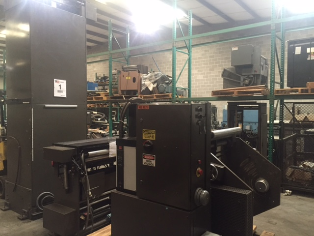 KTI ZG-2642 - Used Flexo Printing Presses and Used Flexographic Equipment-1