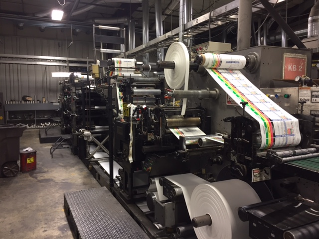 Kopack 350 - Used Flexo Printing Presses and Used Flexographic Equipment-2