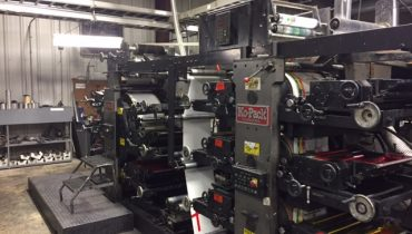 Kopack 350 - Used Flexo Printing Presses and Used Flexographic Equipment
