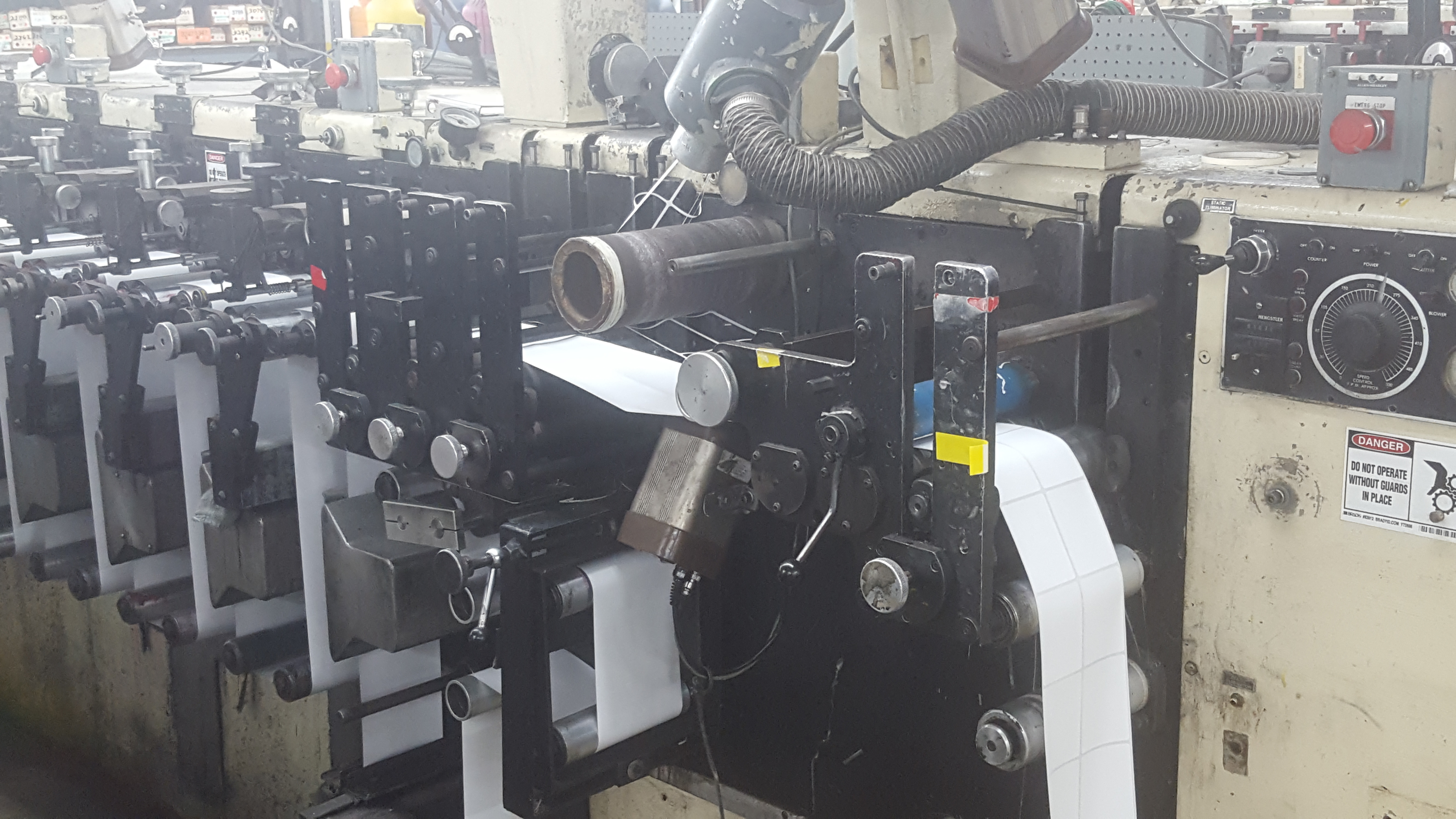 Stanford 142 - Used Flexo Printing Presses and Used Flexographic Equipment-1
