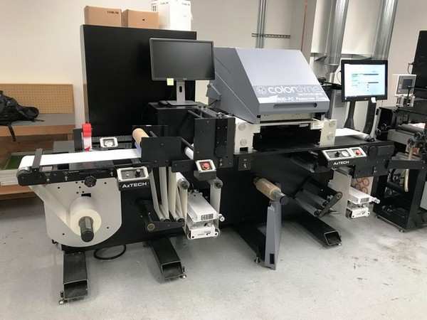 Colordyne 1600-PC - Used Flexo Printing Presses and Used Flexographic Equipment-1