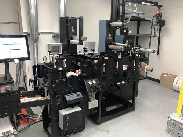Colordyne 1600-PC - Used Flexo Printing Presses and Used Flexographic Equipment-0