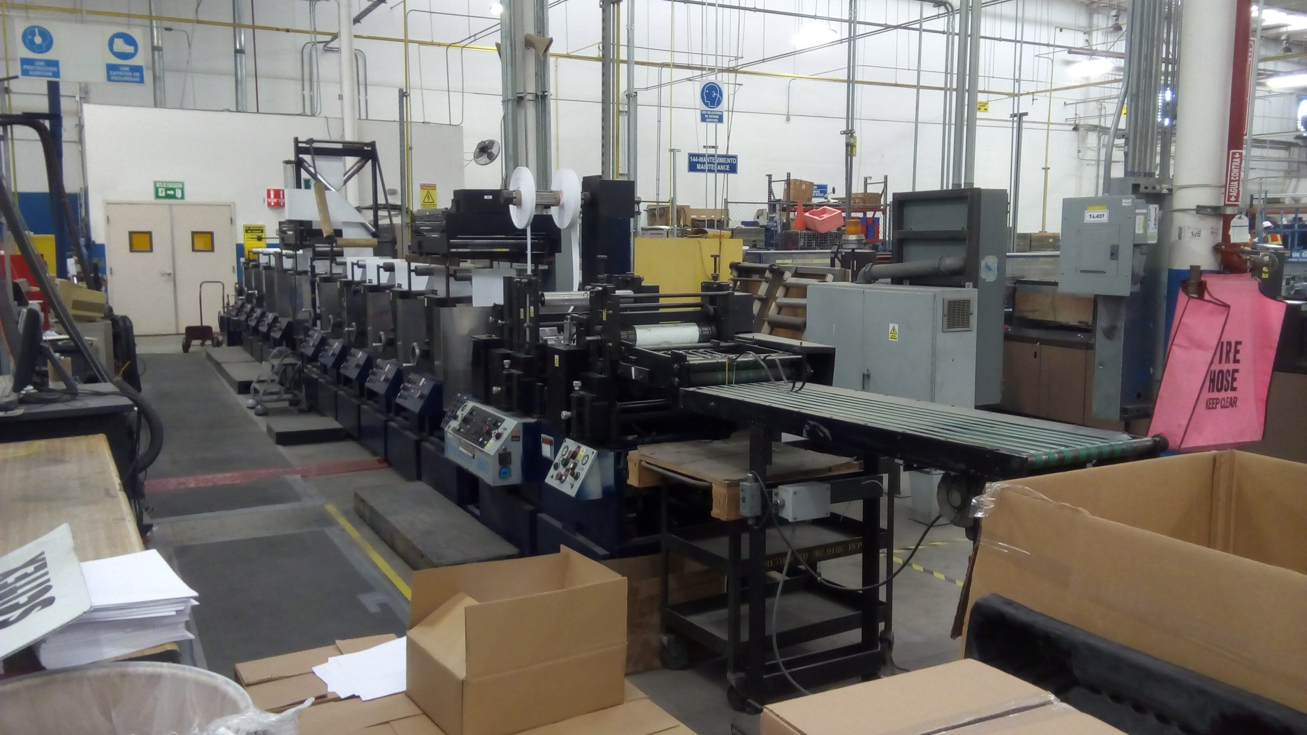 Propheteer 1800 - Used Flexo Printing Presses and Used Flexographic Equipment-2
