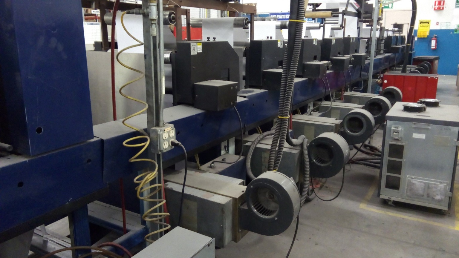 Propheteer 1800 - Used Flexo Printing Presses and Used Flexographic Equipment-10