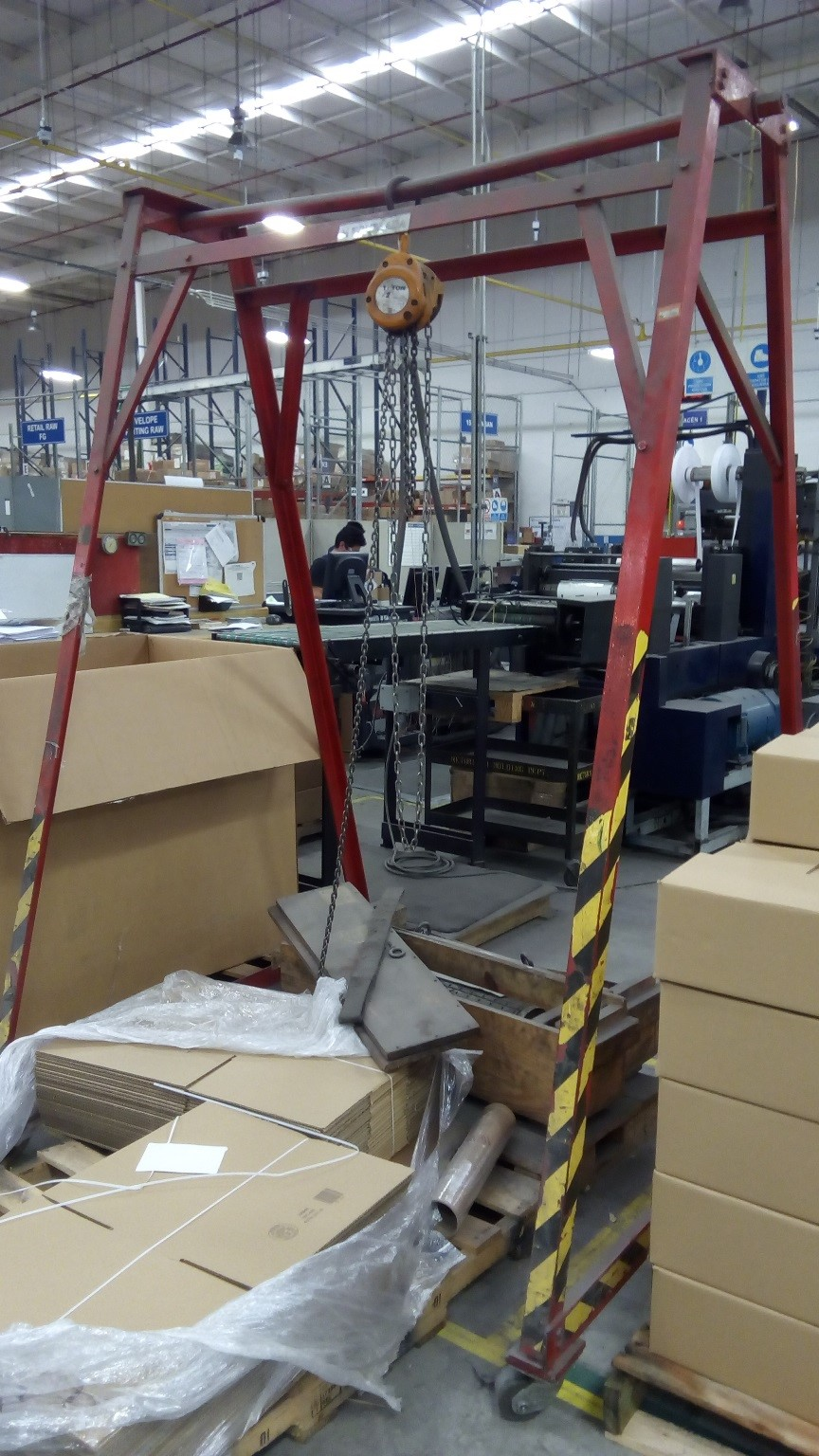 Propheteer 1800 - Used Flexo Printing Presses and Used Flexographic Equipment-12