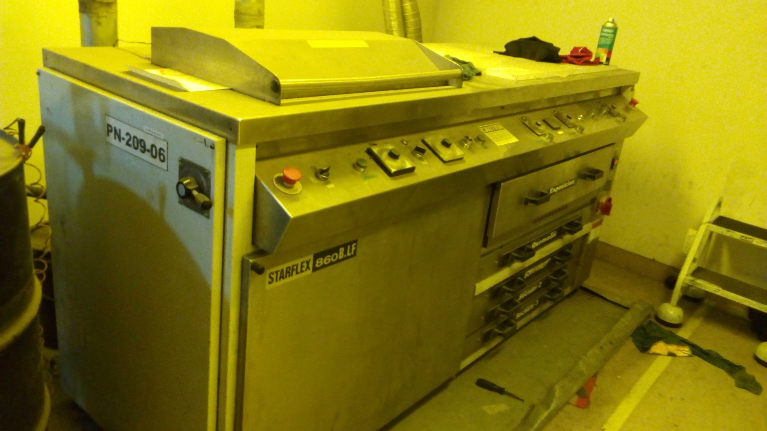 Propheteer 1800 - Used Flexo Printing Presses and Used Flexographic Equipment-13