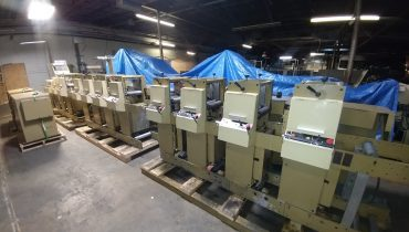 Mark Andy 4120 - Used Flexo Printing Presses and Used Flexographic Equipment