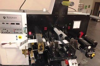 Rotoflex DSI330 - Used Flexo Printing Presses and Used Flexographic Equipment