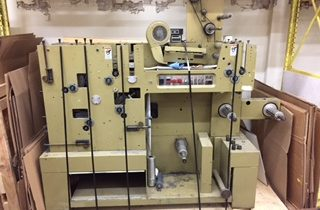 Mark Andy 820 - Used Flexo Printing Presses and Used Flexographic Equipment
