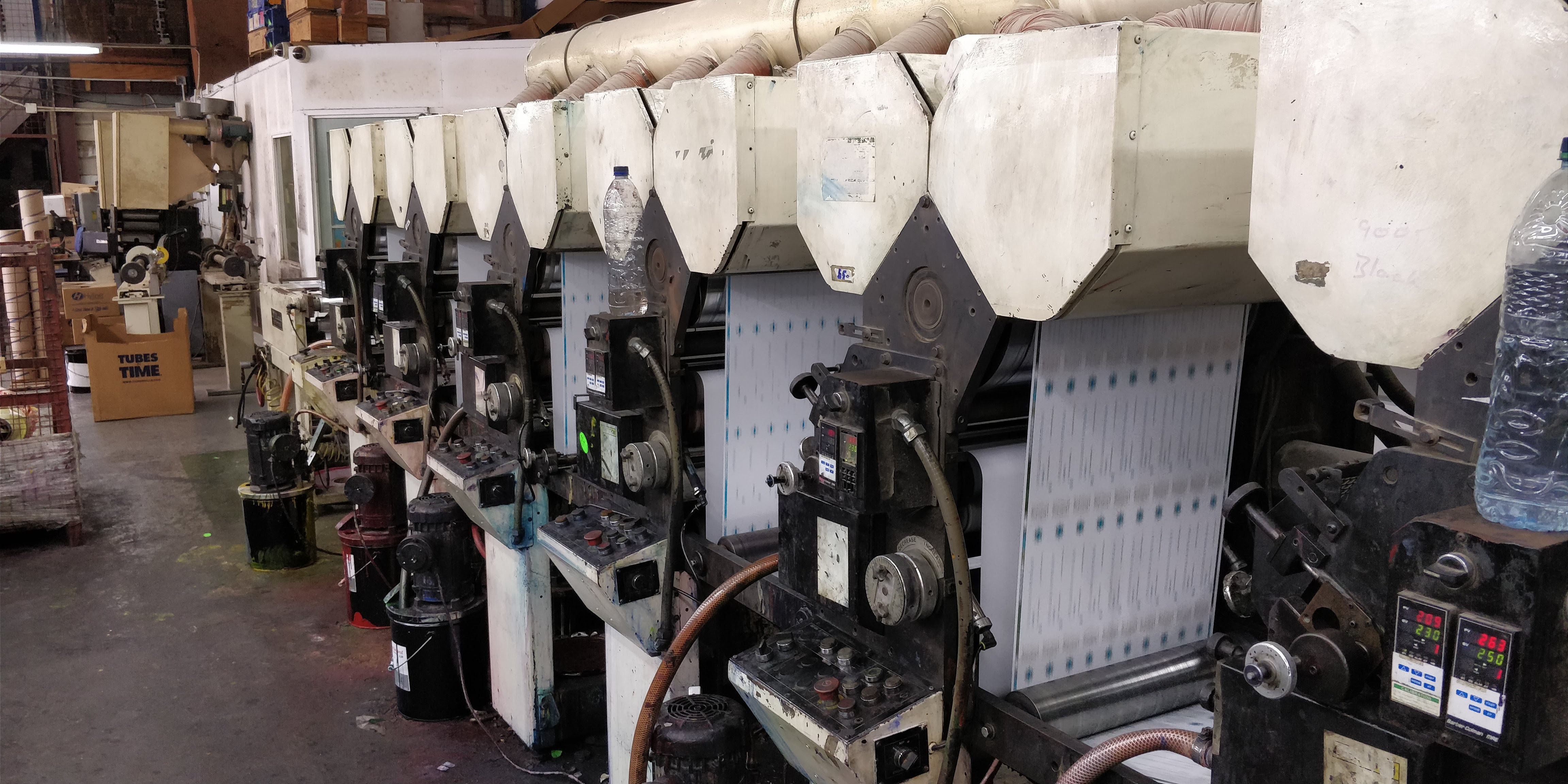 Comco Commander - Used Flexo Printing Presses and Used Flexographic Equipment-5
