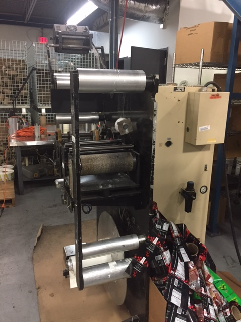 Rotoflex VSI250 - Used Flexo Printing Presses and Used Flexographic Equipment-2
