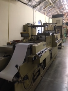Mark Andy 4120 - Used Flexo Printing Presses and Used Flexographic Equipment-1