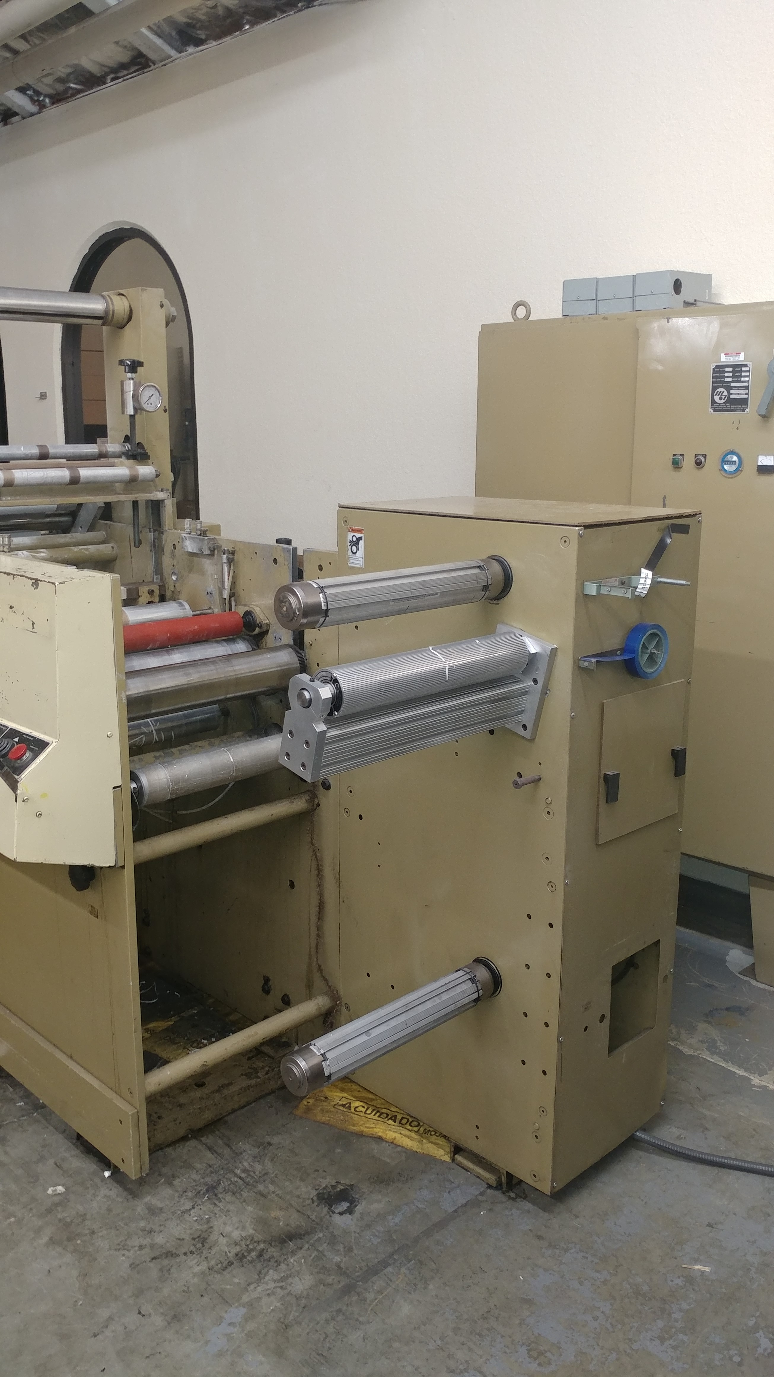 Mark Andy 4120 - Used Flexo Printing Presses and Used Flexographic Equipment-2