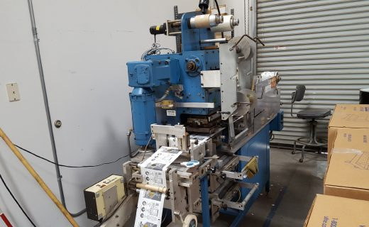 Franklin Hot Foil - Used Flexo Printing Presses and Used Flexographic Equipment