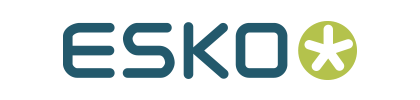 Esko logo in color